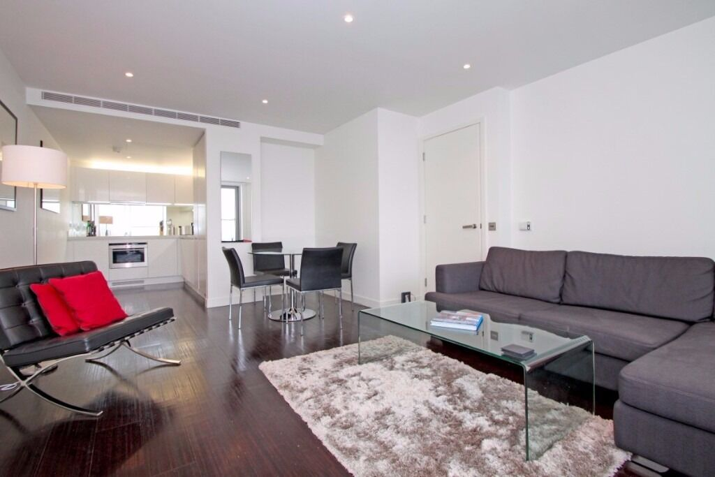 - A stunning one double bedroom 27th floor apartment with balcony offering breath-taking views!