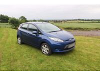 Ford Fiesta 'Style' 1.4 TDCi Diesel - only 67900 miles - £20/year Tax
