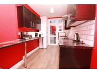 A newly refurbished 4 bed house located close to zone 2 station