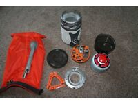 JETBOIL Flash Zip Carbon Cooking System