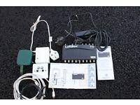 Aerial Amplifier System - 8Way Loftbox plus various