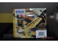 Epson Multipack 16 ink cartridges