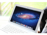"SWAP FOR DSLR CAMERA Apple MacBook 13"" White Unibody A1342 2.4Ghz 3GB Ram Mid 2010 Office 2011"