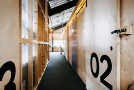 Office Space Available in Creative, Music Industry Hub (250 ft2 ) - Great Transport Links - Zone 2