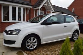 VW POLO S 1.2 petrol, 3dr low mileage, 12 month MOT, REDUCED PRICE!
