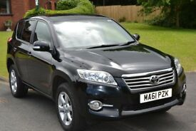 Toyota Rav4 XT-R D-4D **Full Service History** One previous owner