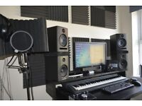 Microphone se x1 and M-audio bx5 d2 monitors
