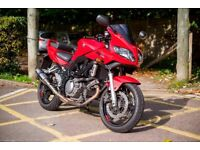 Suzuki sv650 low miles great condition full service history.