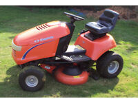 """Simplicity Regent 17HP Hydro ride on mower. 40"""" cut. Delivery available"""
