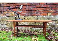 Pye Franklin Teak Mid-century Coffee Table