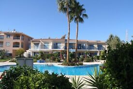 Cyprus, Paradise gardens 2 bed maisonette with garden and pool view