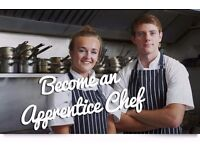 Apprentice chef to join busy events team
