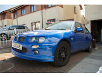 MG ZR 1.4 2001 5 door Spares or Repairs (MOT December)