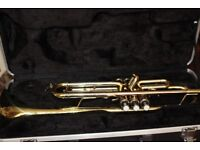 Startone STR 25 Bb Trumpet with Case and Mouthpiece