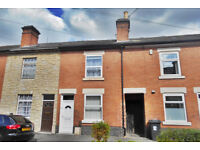 beautiful little 2 bed home on Bakewell St, Stockbrook available for £495 pcm!!