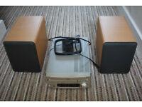 Denon DAB CD stereo RCD M35DAB. Excellent unit.