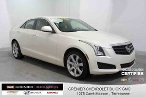 2013 Cadillac ATS SEDAN AWD Turbo CUIR