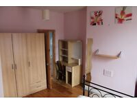 Large double room with short term contract available!