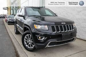 2015 Jeep Grand Cherokee Limited * TOIT OUVRANT+UCONNECT* * 130$