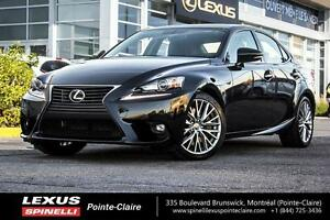 2016 Lexus IS 300 PREMIUM MUST SEE, Low mileage,  Inspected, Uni