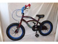 "[BRAND-NEW] Childs 16"" ""CHOPPER"" BIKE (UNISEX) ""MONSTER"" Model.[A Little Bit Special.] (ONLY ONE.)"