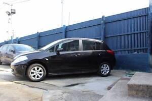 2007 Nissan Tiida Hatchback Five Dock Canada Bay Area Preview