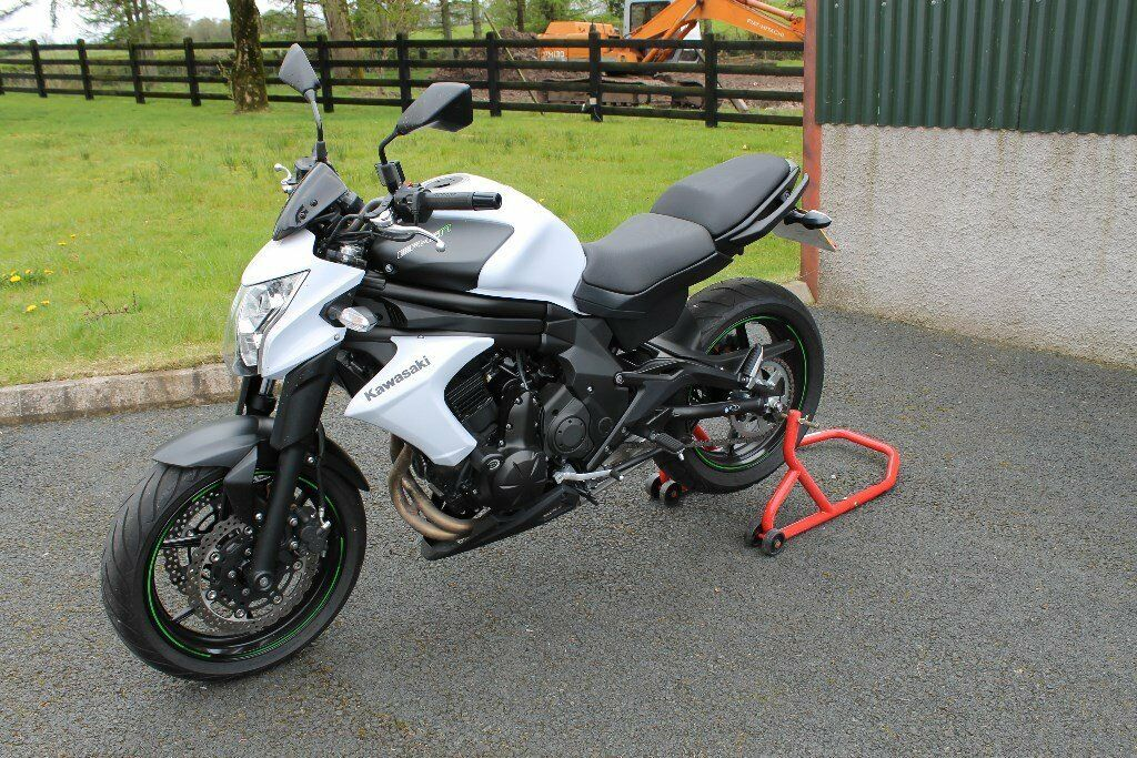 kawasaki er6n 650cc 2016 in sixmilecross county tyrone gumtree. Black Bedroom Furniture Sets. Home Design Ideas