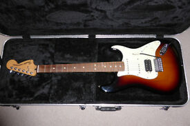 FENDER DELUXE LONESTAR STRATOCASTER. P/X POSSIBLE.