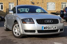 AUDI TT, VERY ECONOMICAL, RUNS SMOOTH, GREAT CONDITION, AUDI SERVICE HISTORY, CHEAP TO INSURE