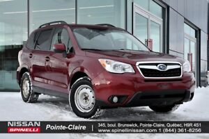 2014 Subaru Forester LIMITED TECHNOLOGY EYE-SIGHT/AWD/NAVIGATION