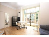 2 Double Bedroom Flat with Private Patio in Archway walking distance to the Northern Line - £350pw