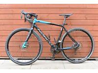 Norco search gravel bike good condition size medium alloy frame disc brakes