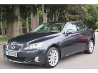 Lexus IS 220d 2.2 TD SE-I 4dr FULL LEATHER, F AND R PARKING