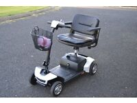 Tiempo Rapide Mobility Scooter