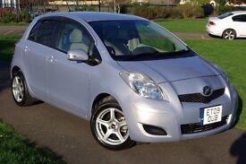 2009 Toyota Yaris SR - 1100cc Full Automatic (NOT MMT) - High Spec - Low Mileage