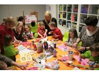 Joycify Yourself! Children's Craft Workshop!
