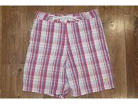Jack Wills Shorts, Multi coloured, XS (NEVER WORN)