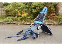 'Karrimor' rucksack style baby carrier