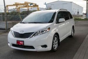 2011 Toyota Sienna Coquitlam Location - 604-298-6161  BOXING WEE