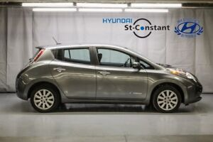 2014 Nissan LEAF S QUICK CHARGE, BLUETOOTH