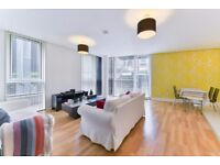 Stunning 2 bedroom flat, spacious, open plan, furnished in CITY QUARTER, GOWERS WALK, LONDON, D3