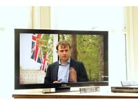 """Sony 40"""" Full HD 1080p LCD TV with Freeview"""