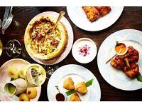 Head Waiter, Gymkhana - Michelin Star - £25k