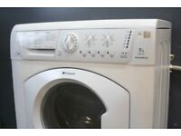 Washer Dryer Hotpoint with 6 month warranty!
