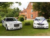CHAUFFEURED WEDDING CARS AVAILABLE IN NORFOLK FROM £199.00