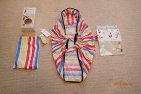 Snugglebundl Hot Climate Baby Blanket (collection only)