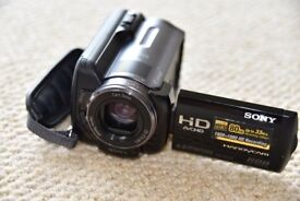 Sony HDR-XR105E Full HD HandyCam - Great Condition & in Full Working Order