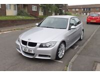 Exceptional BMW 3 Series Saloon (2005 - 2009) E90 2.0 320i M Sport 4dr Petrol/LPG Automatic