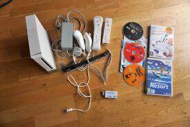 Nintendo Wii Console Bundle HDMI