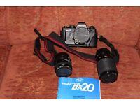 Praktica BX20 35mm film camera
